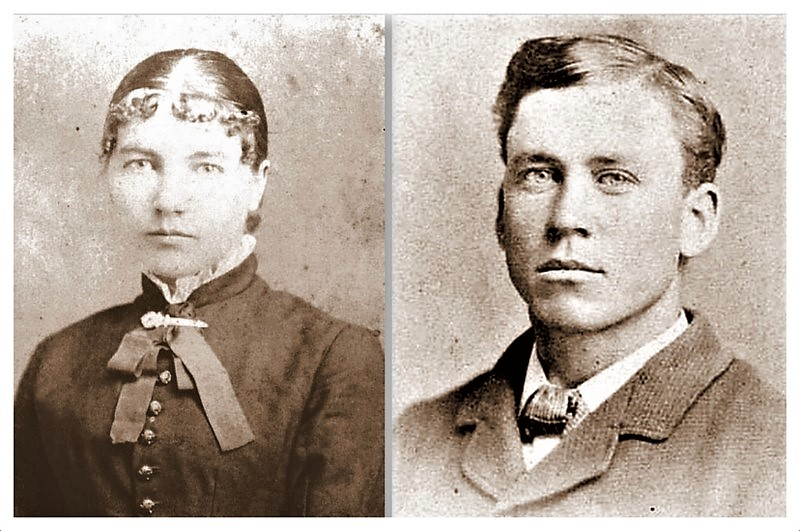 laura and almanzo